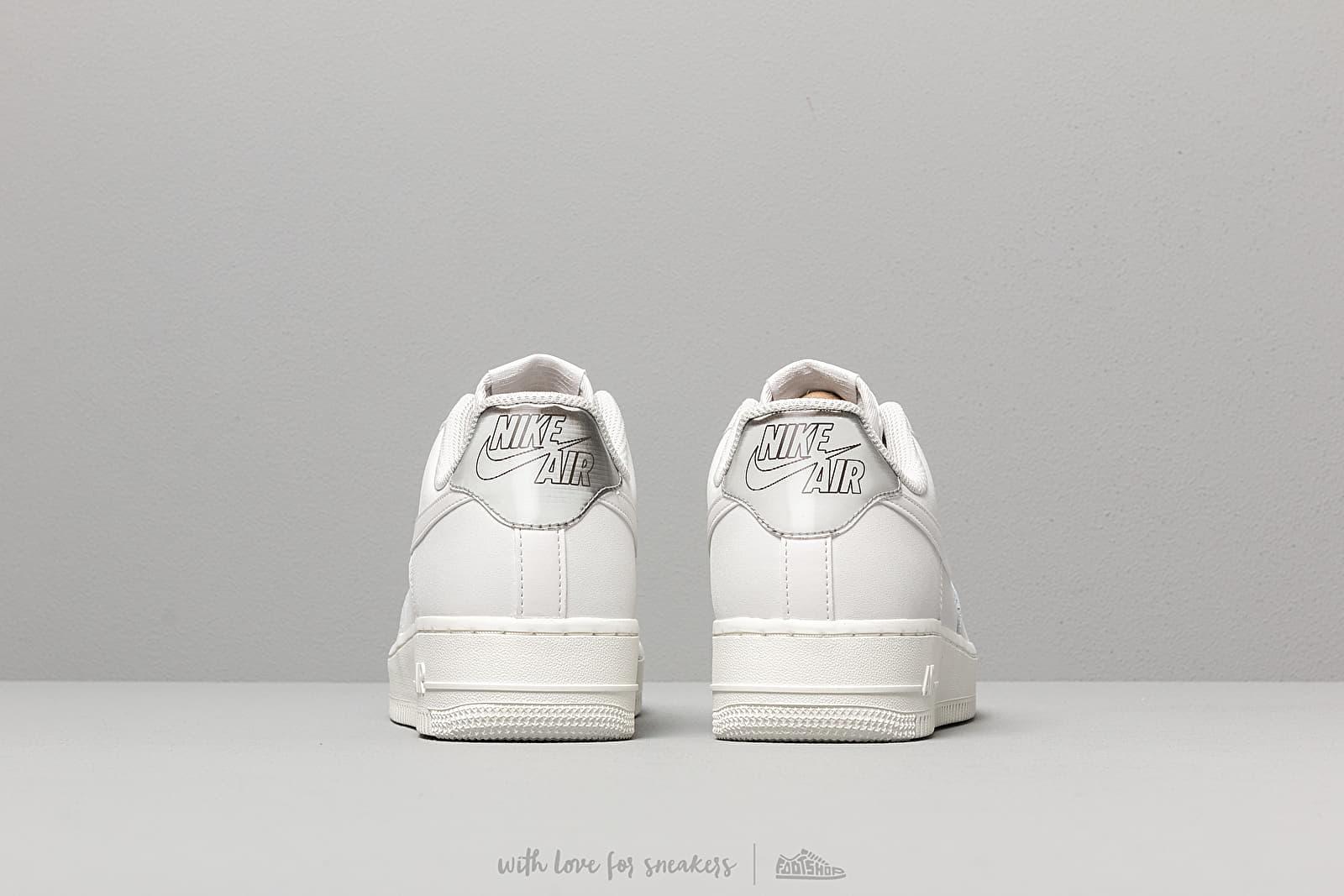 Nike Wmns Air Force 1 '07 Essential Platinum Tint Platinum