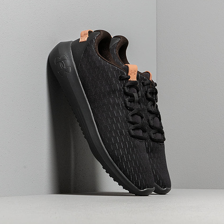 Under Armour Ripple Elevated Black/ Pitch Gray EUR 42.5