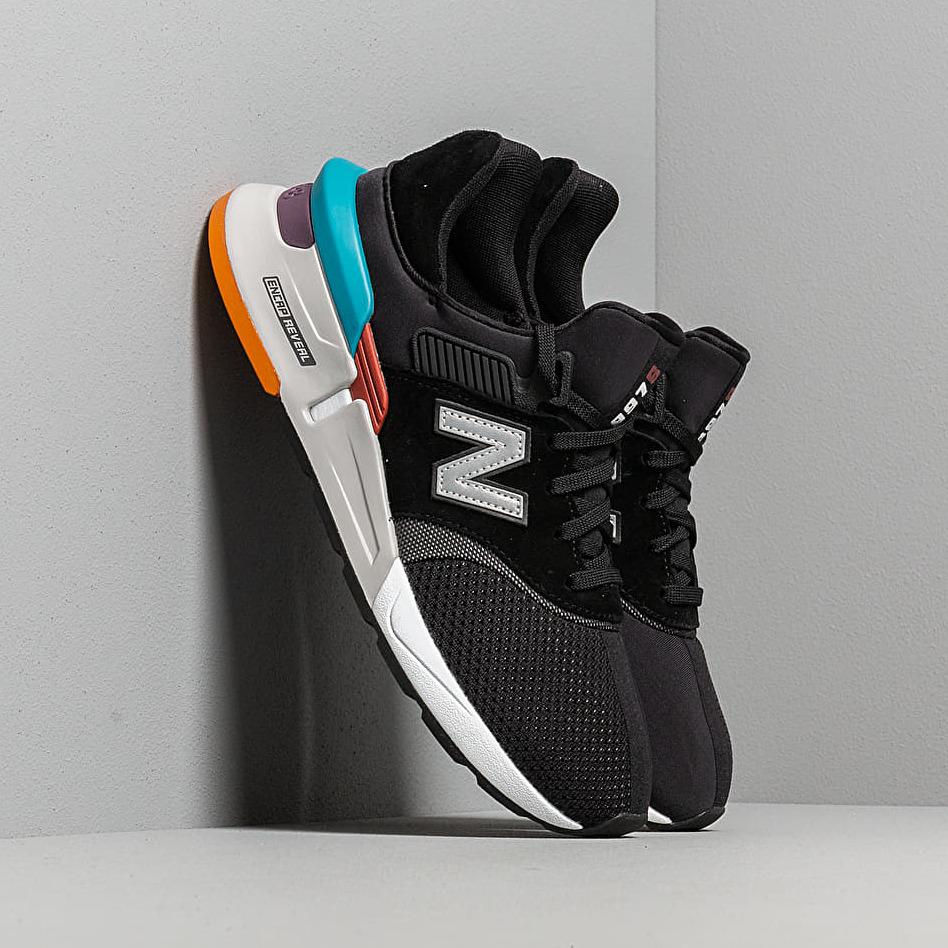 New Balance 997 Black/ Grey/ Multicolor EUR 41.5