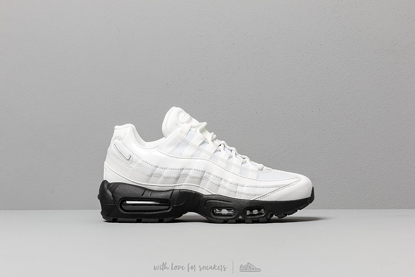 3b7a7b3a0b12 Nike Wmns Air Max 95 Se Summit White  Summit White-Black at a great