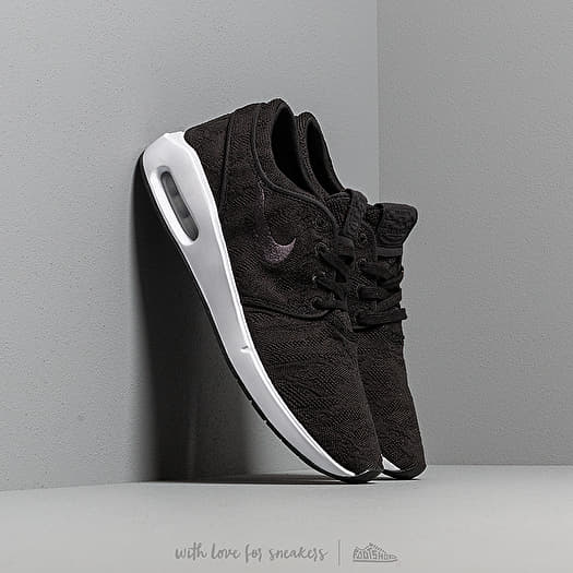 mejilla compañero Dolor  Men's shoes Nike Sb Air Max Janoski 2 Black/ Anthracite-White | Footshop