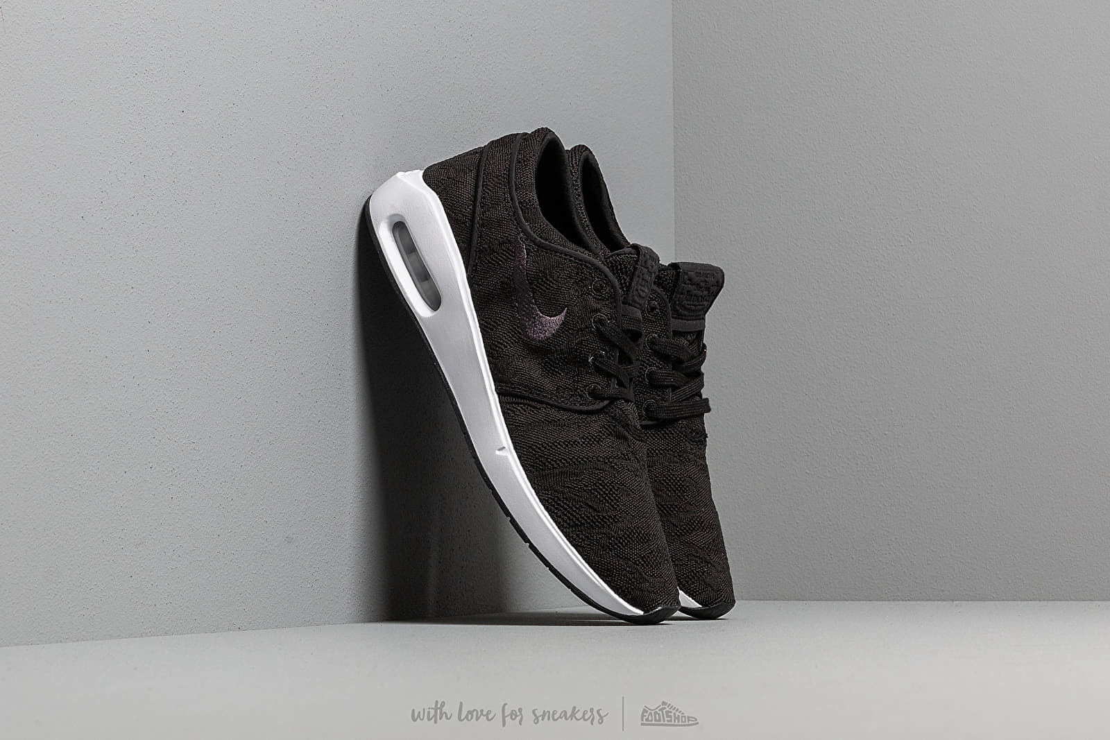 1ad94e971f7d7 Nike Sb Air Max Janoski 2 Black/ Anthracite-White at a great price £