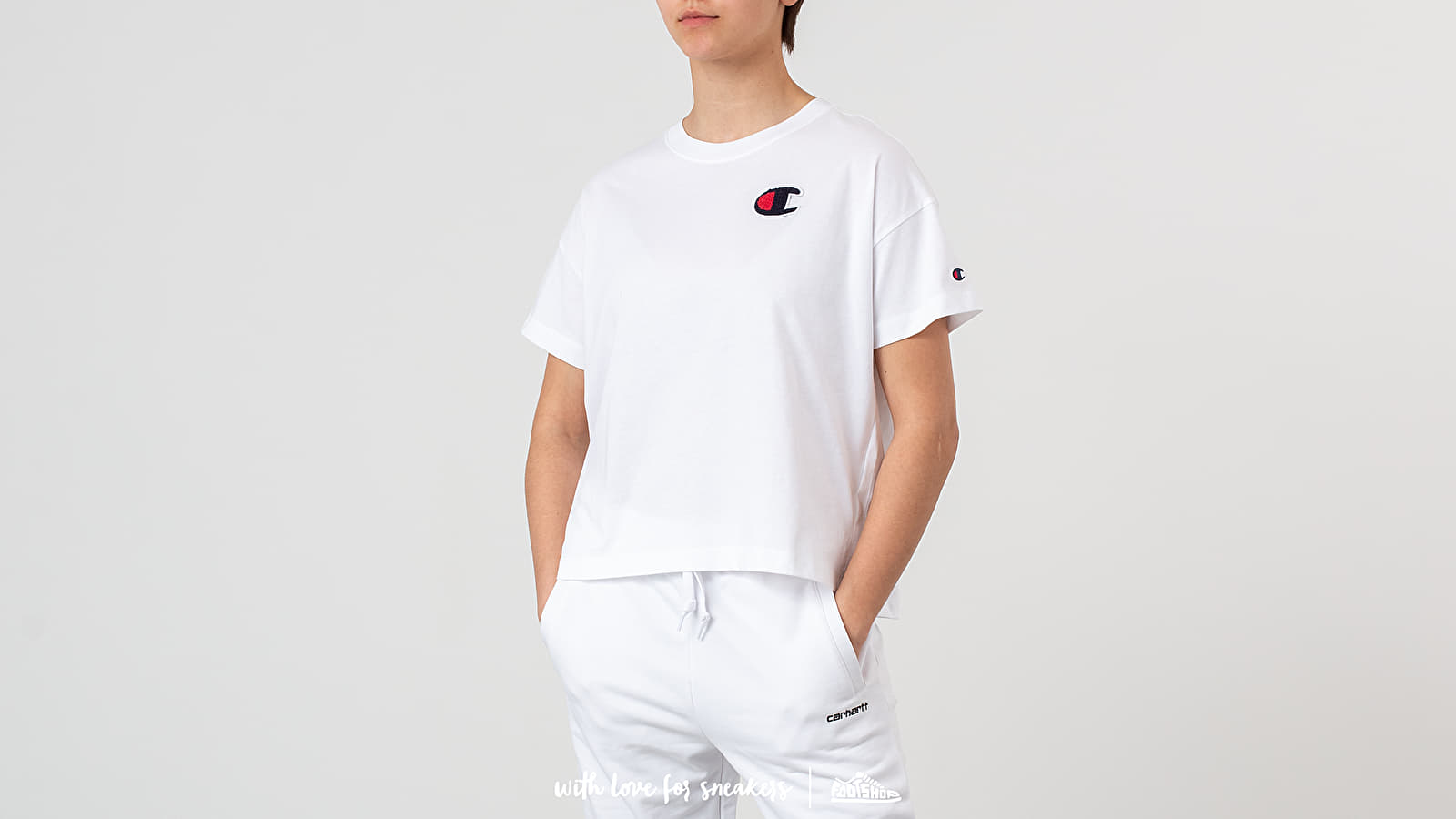 Champion Tee White at a great price 35 € buy at Footshop