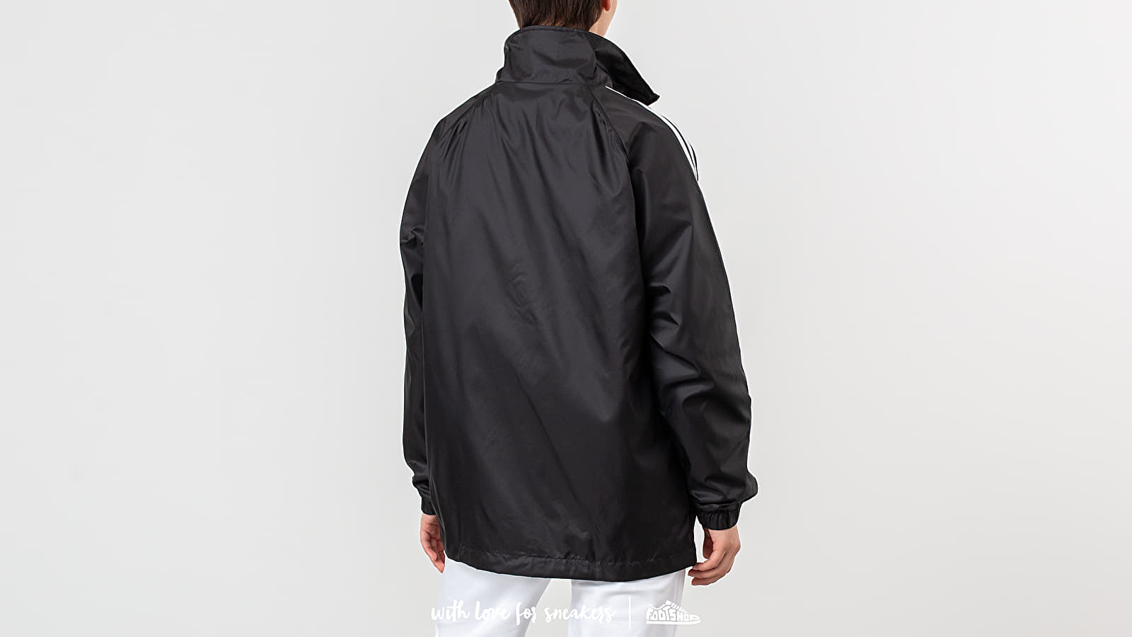 adidas Originals Windbreaker Black | Footshop
