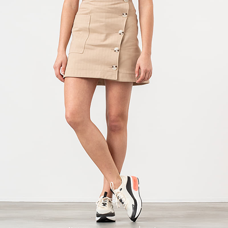 WOOD WOOD Anesia Skirt Light Khaki