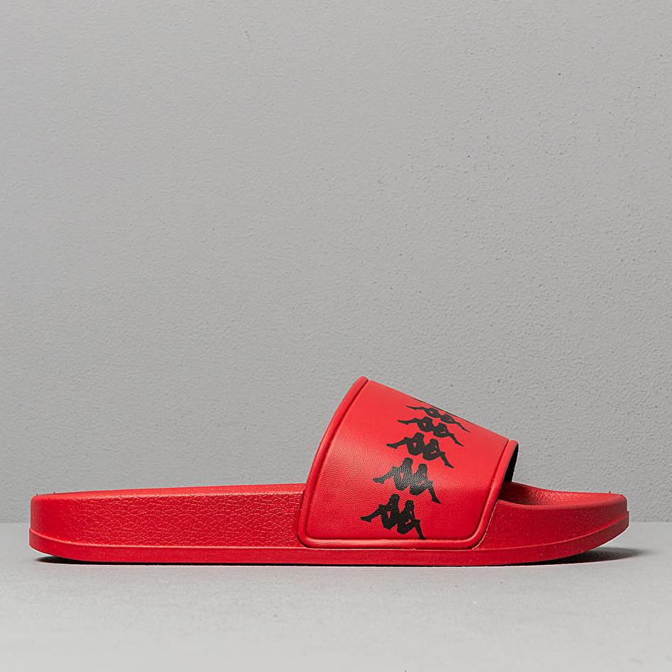 Kappa 222 Banda Adam 4 Red/ Black