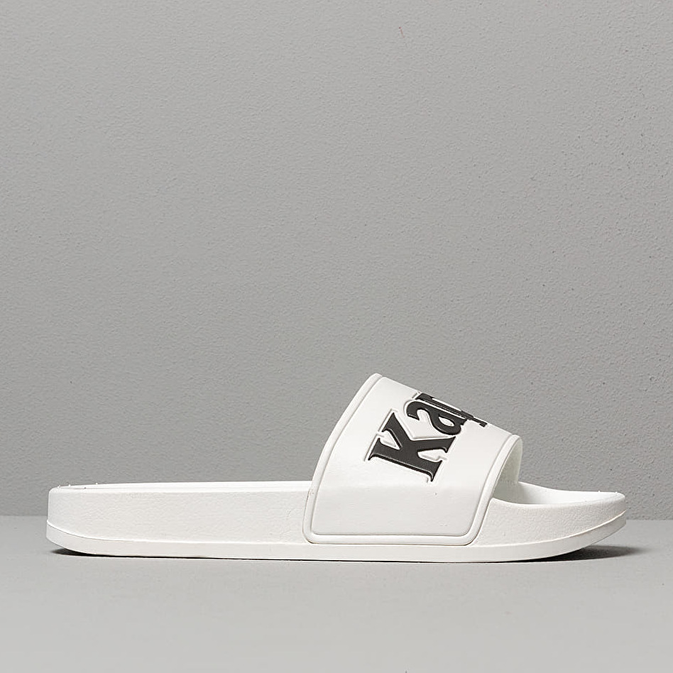 Kappa 222 Banda Adam 9 White/ Black/ Grey Lite