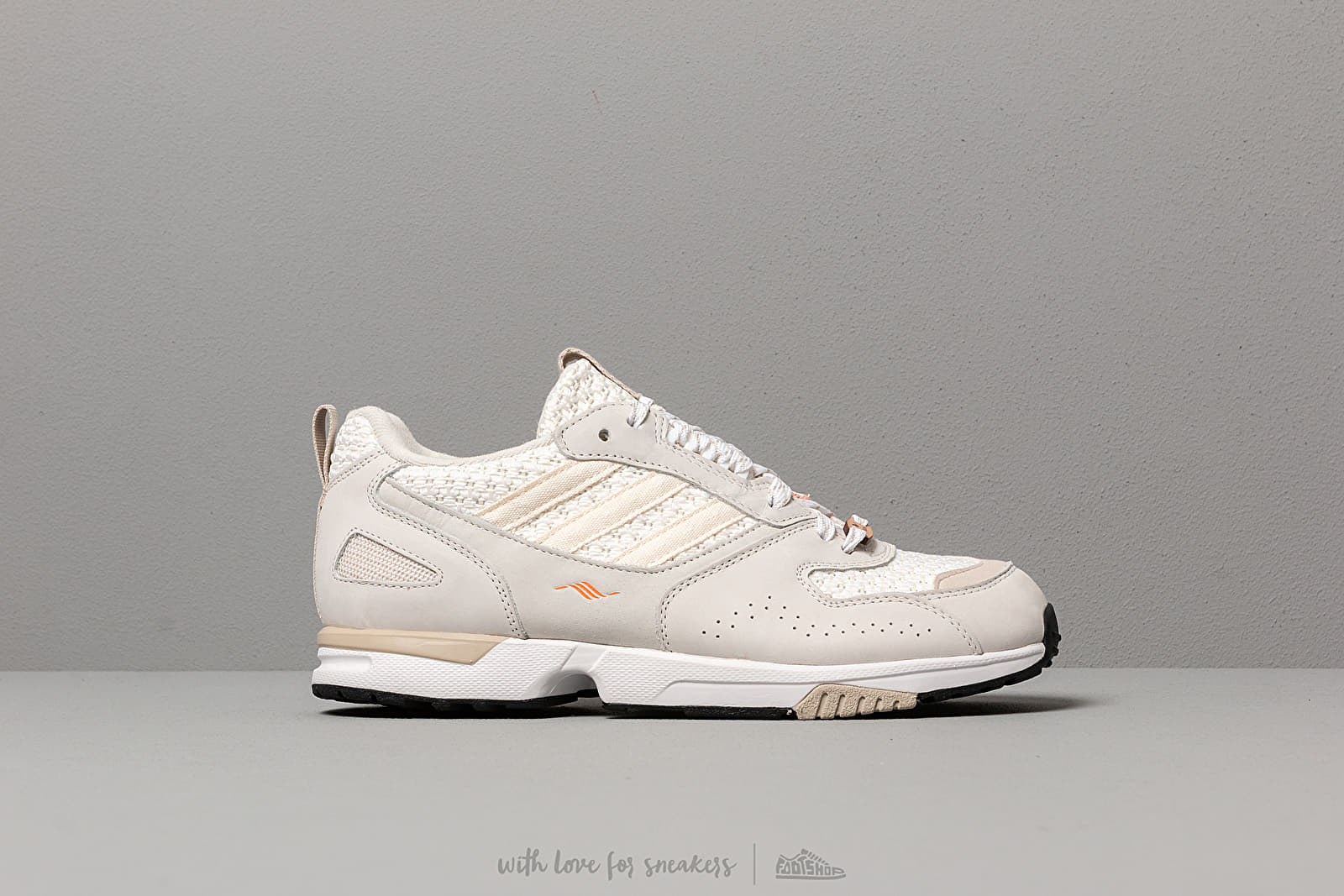 c3f9be8394003 adidas Consortium x Shelflife ZX 4000 Ftwr White  Orange  Core Brown at a  great