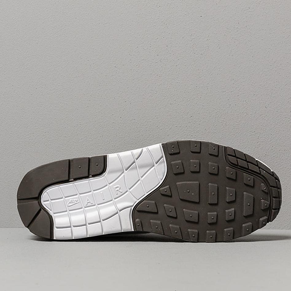 Nike Wmns Air Max 1 Vast Grey/ Spruce Aura-Ridgerock, Gray