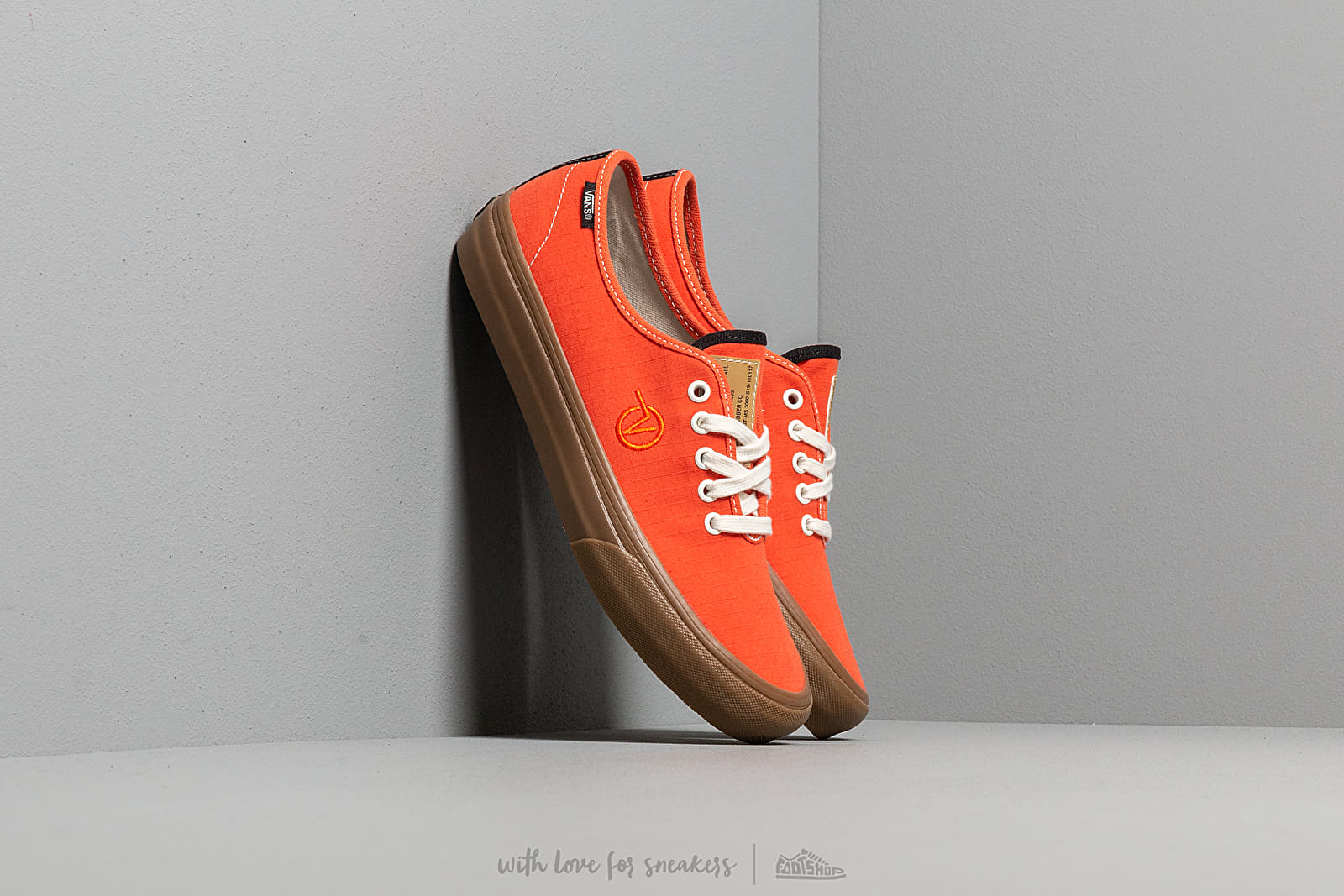 oficjalne zdjęcia super jakość niższa cena z Vans x Taka Hayashi Authentic One Piece LX (Canvas) Spicy Orange | Footshop