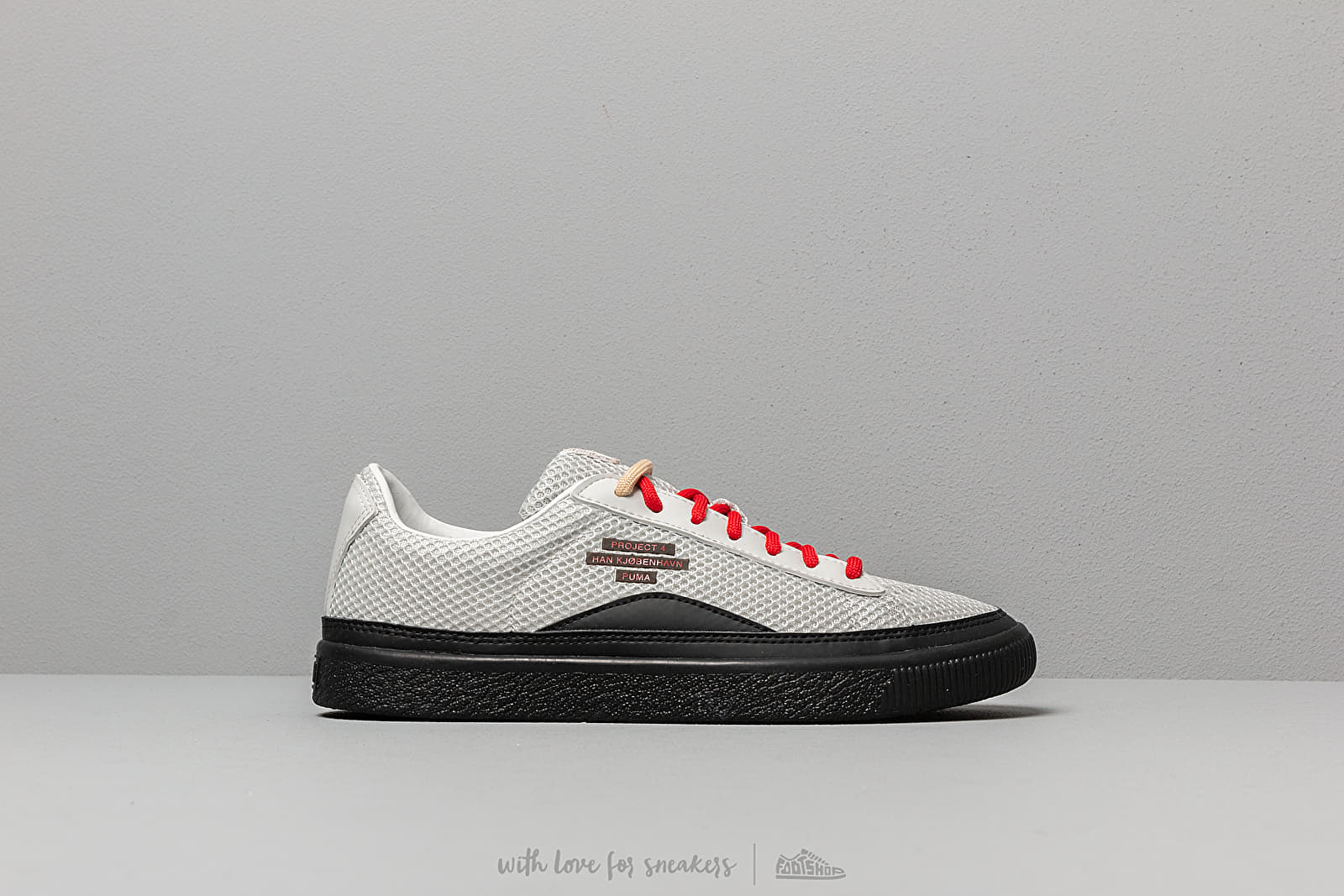 Men's shoes Puma Clyde HAN Glacier Gray