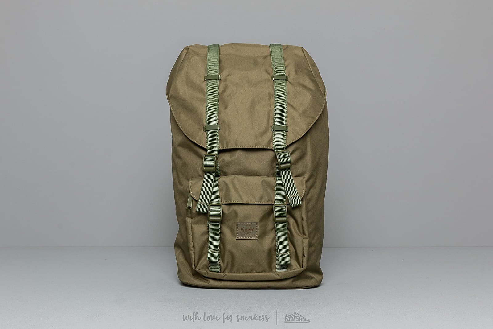 Herschel Supply Co. Little America Backpack Cypress at a great price 104 € buy at Footshop