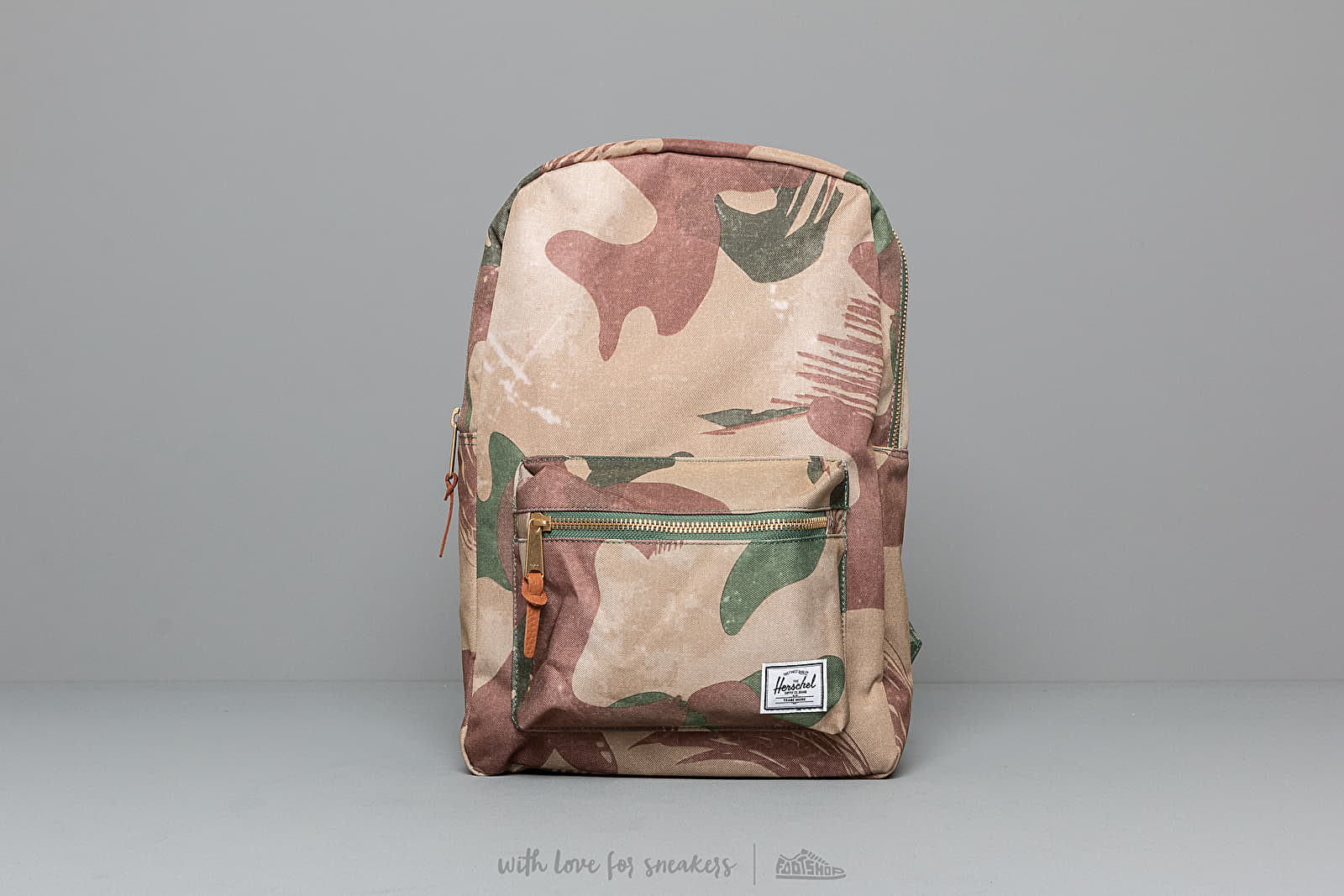 Herschel Supply Co. Settlement Mid Backpack Brushstroke Camo at a great price 68 € buy at Footshop