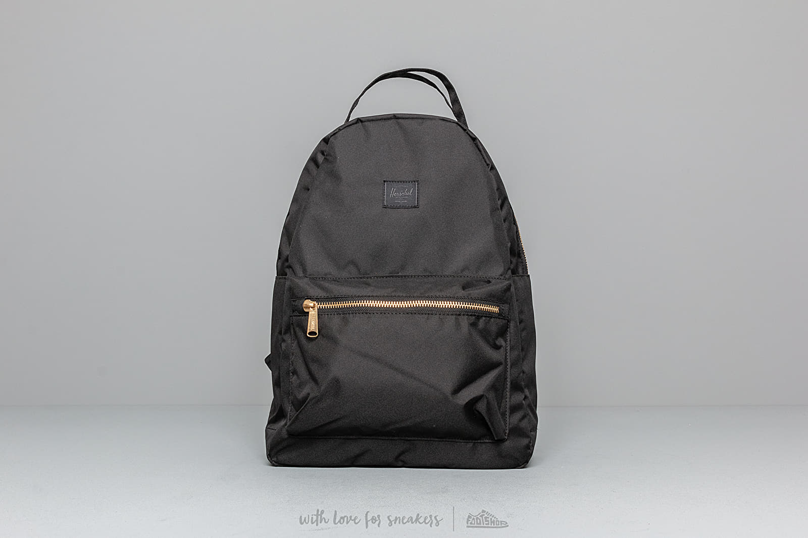 Herschel Supply Co. Nova Mid Light Backpack Black at a great price 77 € buy at Footshop