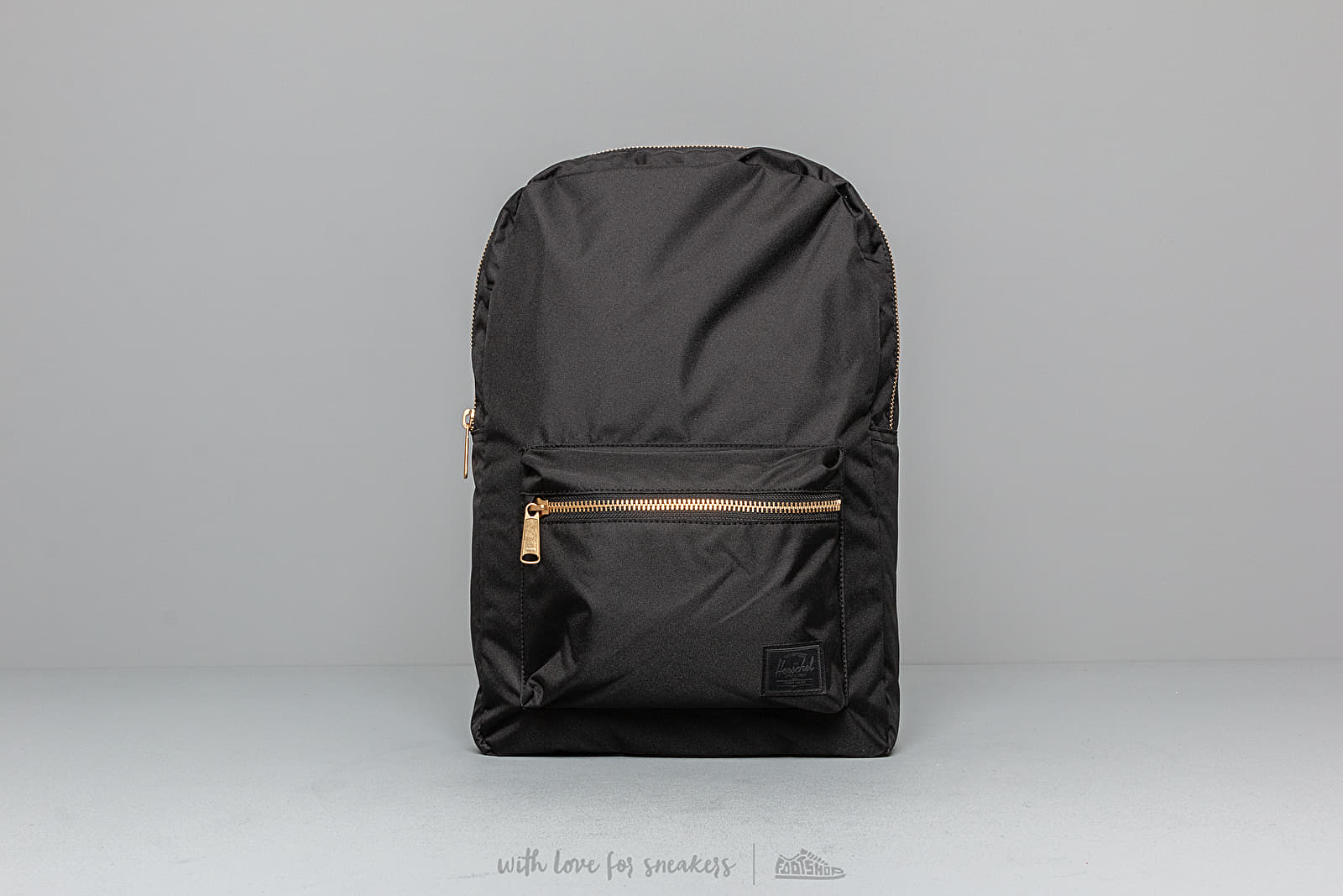 Herschel Supply Co. Settlement Mid Backpack Black at a great price 68 € buy at Footshop