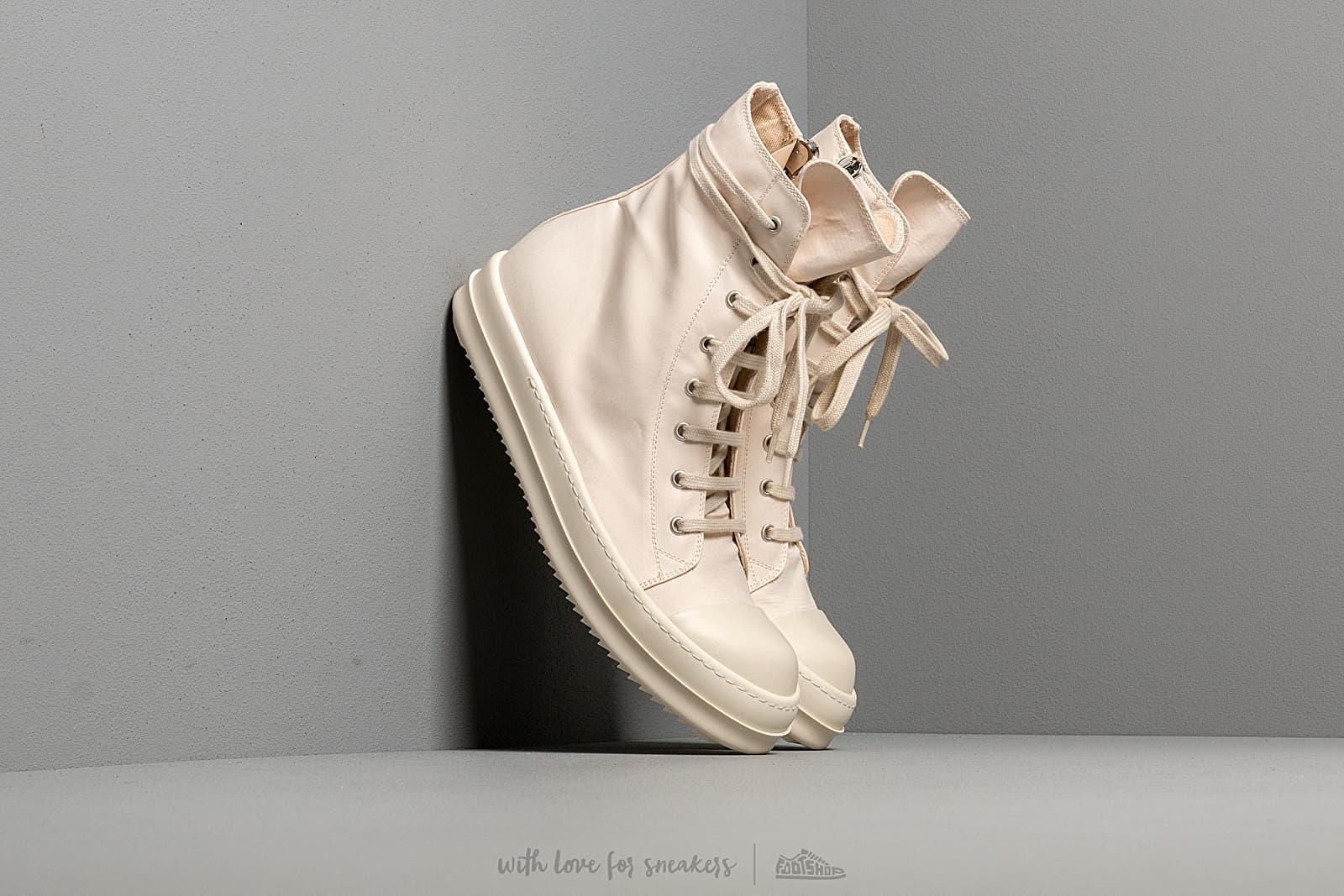 Rick Owens DRKSHDW Sneakers Natural/ Milk at a great price 340 € buy at Footshop