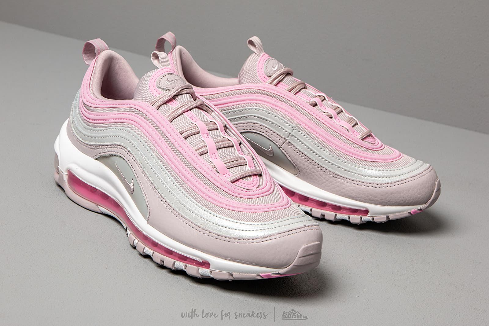Nike W Air Max 97 LX Violet Ash Violet Ash Pink Rise White | Footshop
