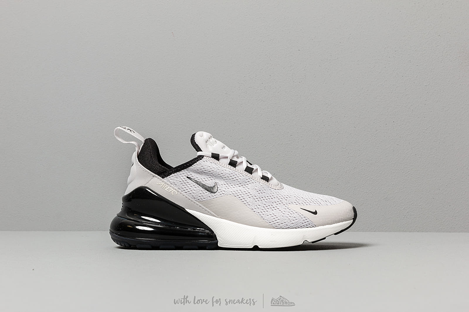 Nike W Air Max 270 Vast Grey Black Black | Footshop