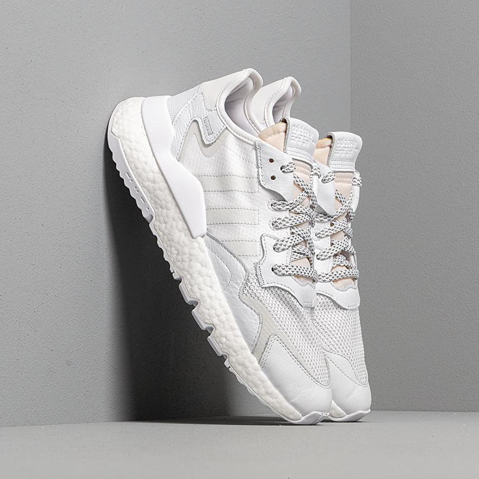 adidas Nite Jogger Ftw White/ Crystal White/ Crystal White