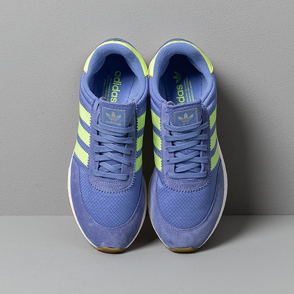 adidas I-5923 W Real Lilac/ Hi-Res Yellow/ Ftw White, Blue