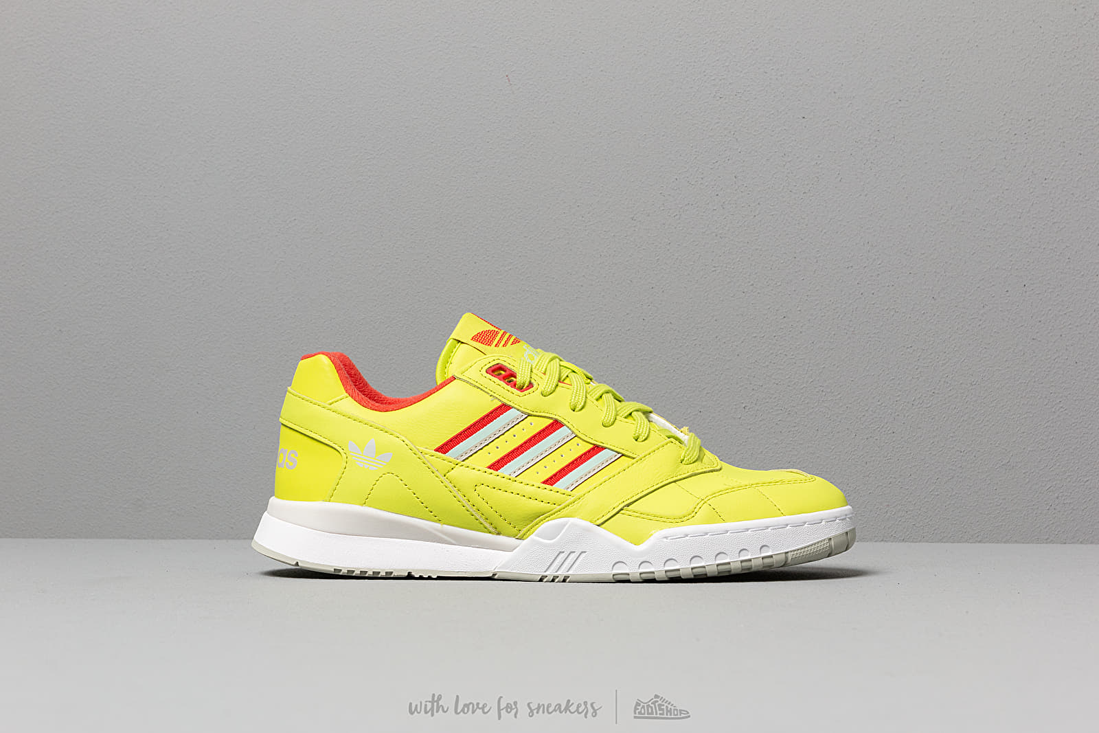 38ea53cd746 adidas A.R. Trainer Semi Solar Yellow/ Lush Red/ Vapor Green at a great  price