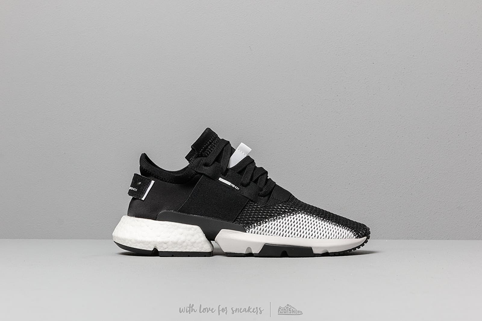 adidas POD S3.1 Core Black Ftw White Crystal White   Footshop