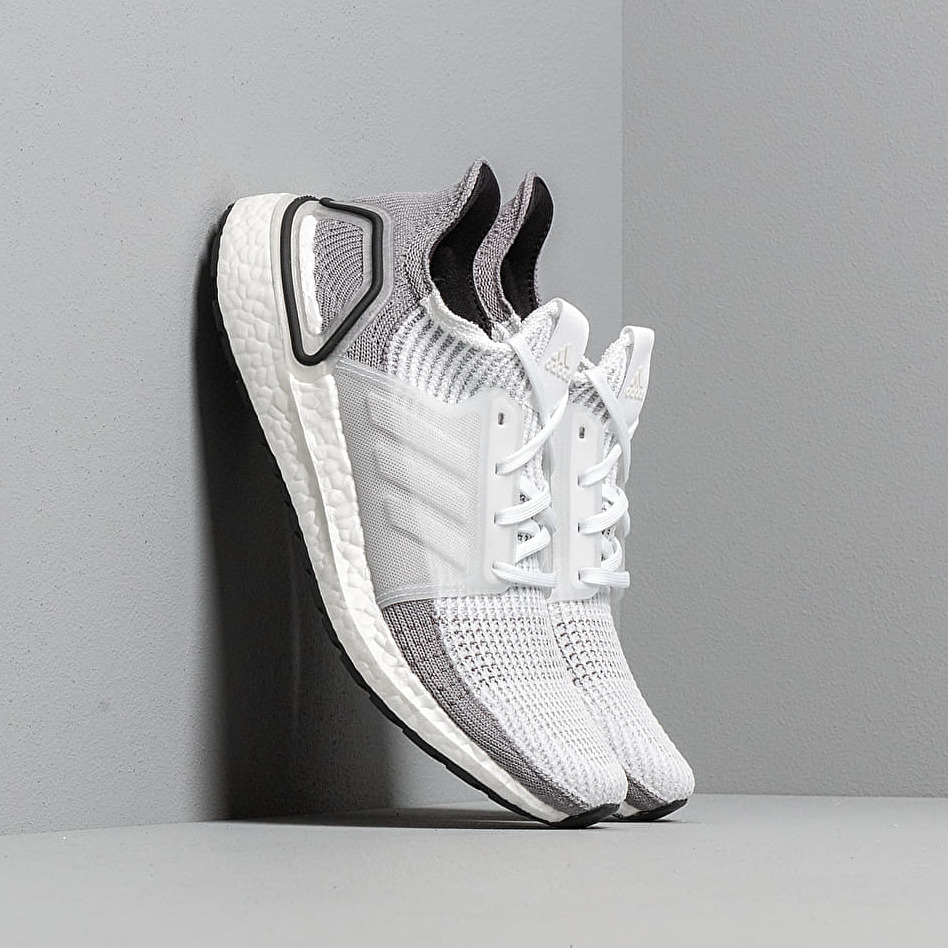 adidas UltraBOOST 19 W Ftw White/ Crystal White/ Grey Two