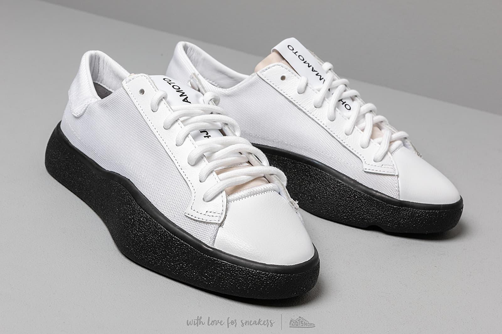 y3 tangutsu white The Adidas Sports