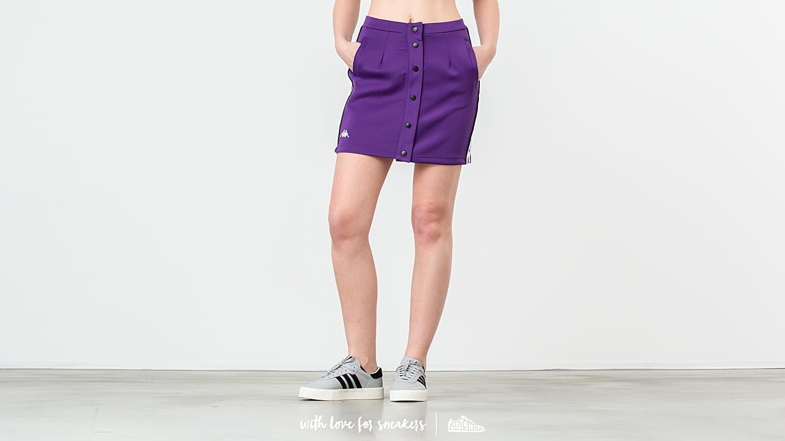 Skirts Kappa Banda Baquima Skirt Violet Pansy/ White