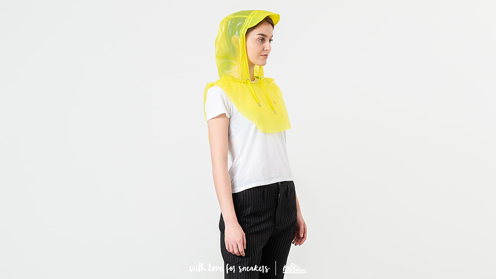 Rains Limited Hood Rib Foggy Neon Yellow za skvělou cenu 1 090 Kč koupíte na Footshop.cz
