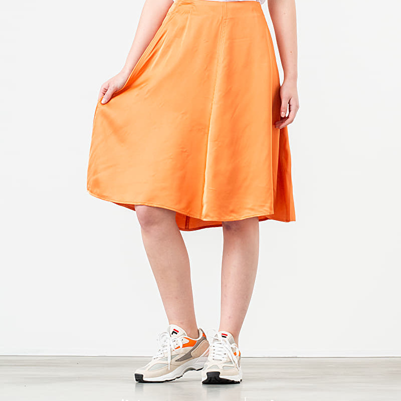 WOOD WOOD Rosemary Skirt Dusty Orange