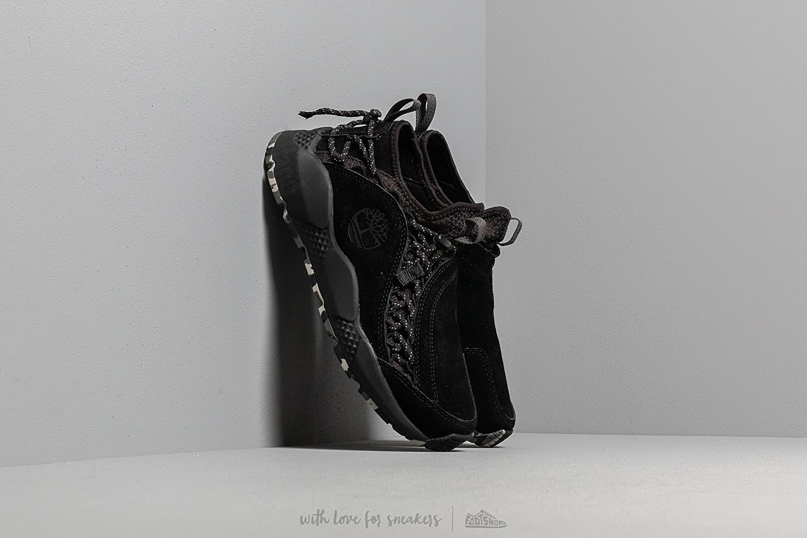 Timberland Ripcord Low Black Suede za skvelú cenu 125 € kúpite na Footshop.sk
