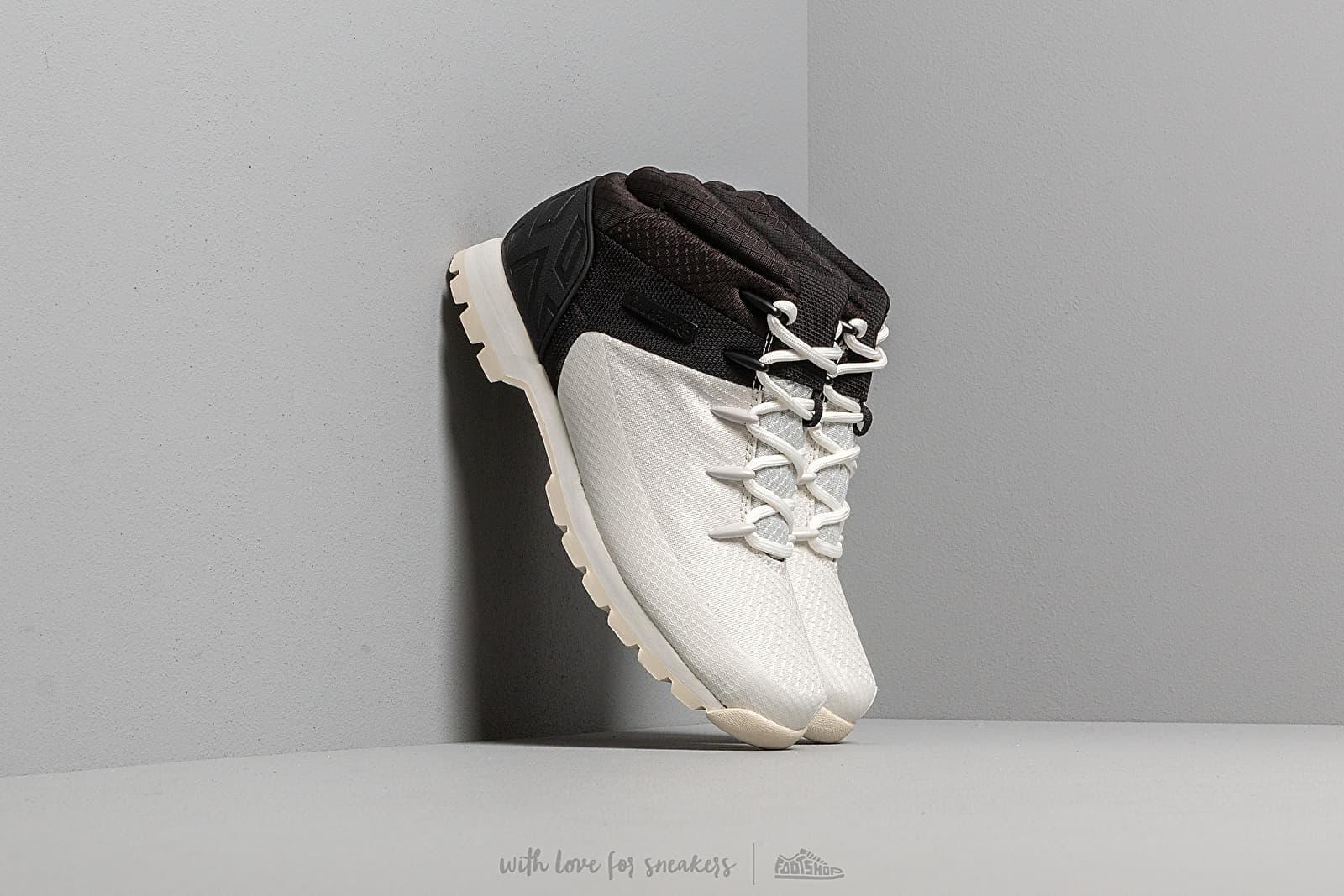 Timberland Euro Sprint Mid Hiker Light Grey/ Black za skvelú cenu 117 € kúpite na Footshop.sk