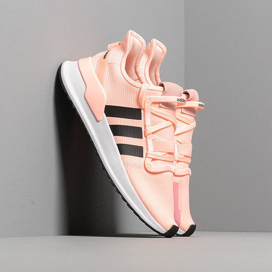 adidas U_Path Run W Clear Orange/ Core Black/ Ftw White EUR 40 2/3