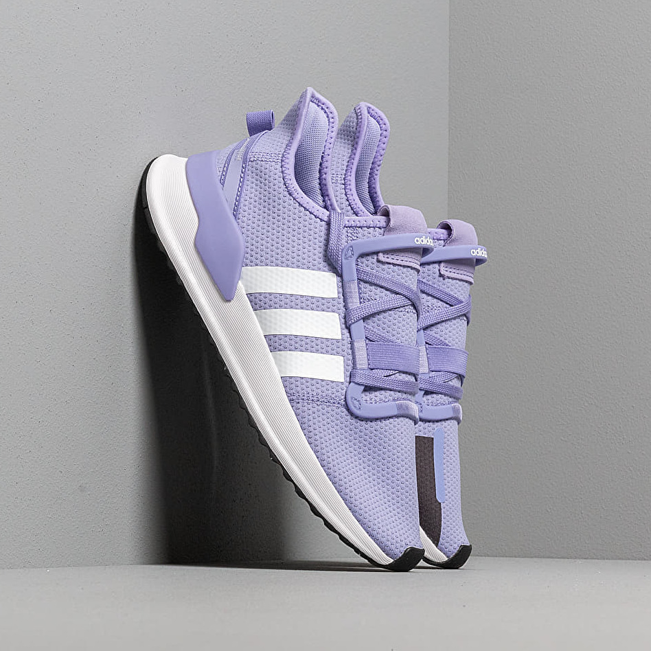 adidas U_Path Run W Light Purple/ Ftw White/ Core Black EUR 40 2/3