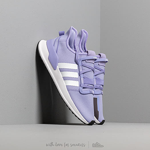 adidas U_Path Run WLight Purple/ Ftw White/ Core Black