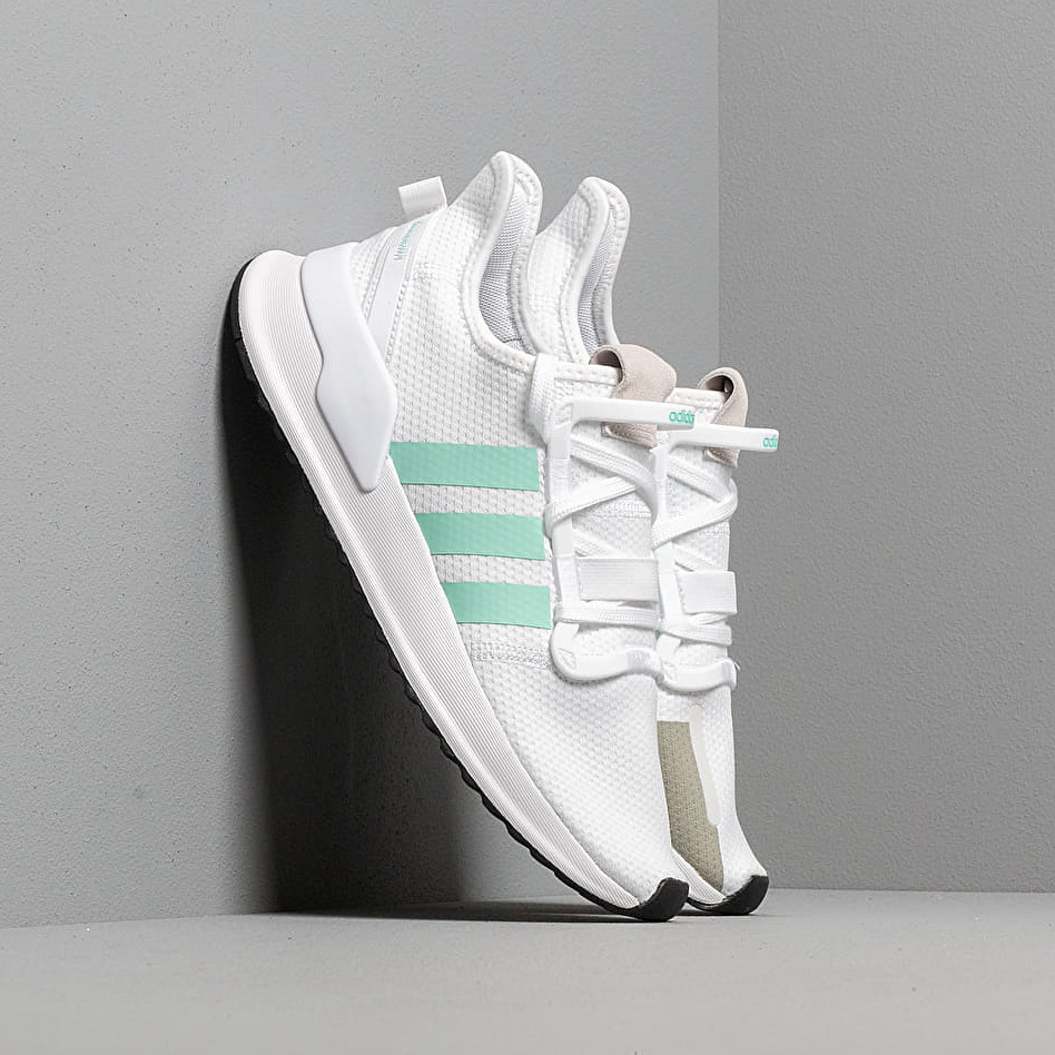 adidas U_Path Run W Ftw White/ Clear Mint/ Core Black EUR 40 2/3