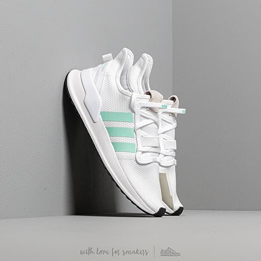 Reunión físico Invalidez  Women's shoes adidas U_Path Run W Ftw White/ Clear Mint/ Core Black |  Footshop