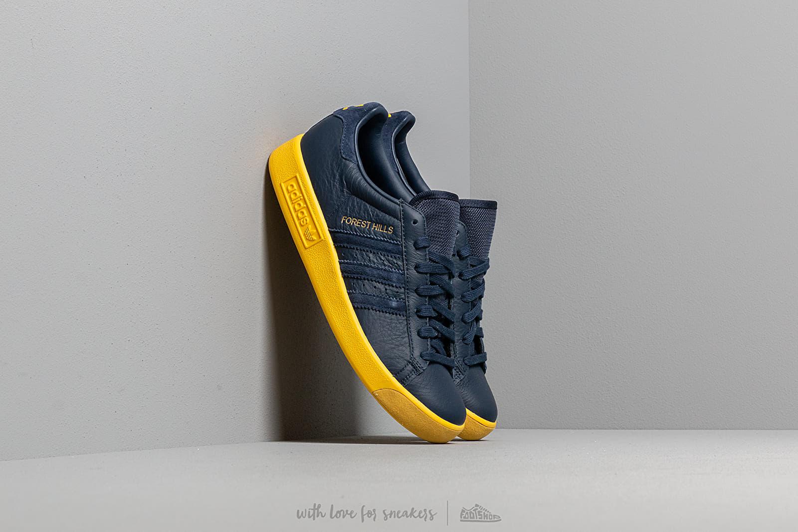 adidas Originals Forest Hills Sneaker White Navy