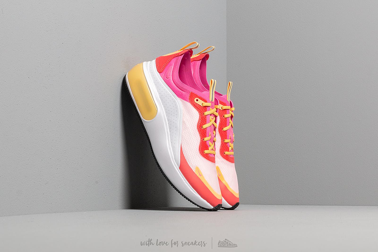 Nike W Air Max Dia Se White/ Laser Fuchsia-Ember Glow za skvělou cenu 3 290 Kč koupíte na Footshop.cz