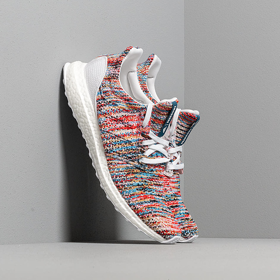 adidas x Missoni Ultraboost CLIMA Ftwr White Shock Cyan Active Red