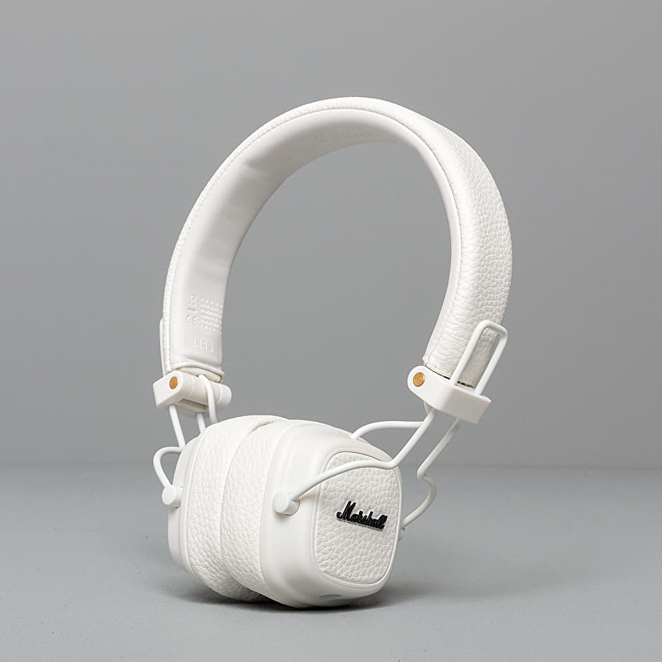 Marshall Major III Headphones White