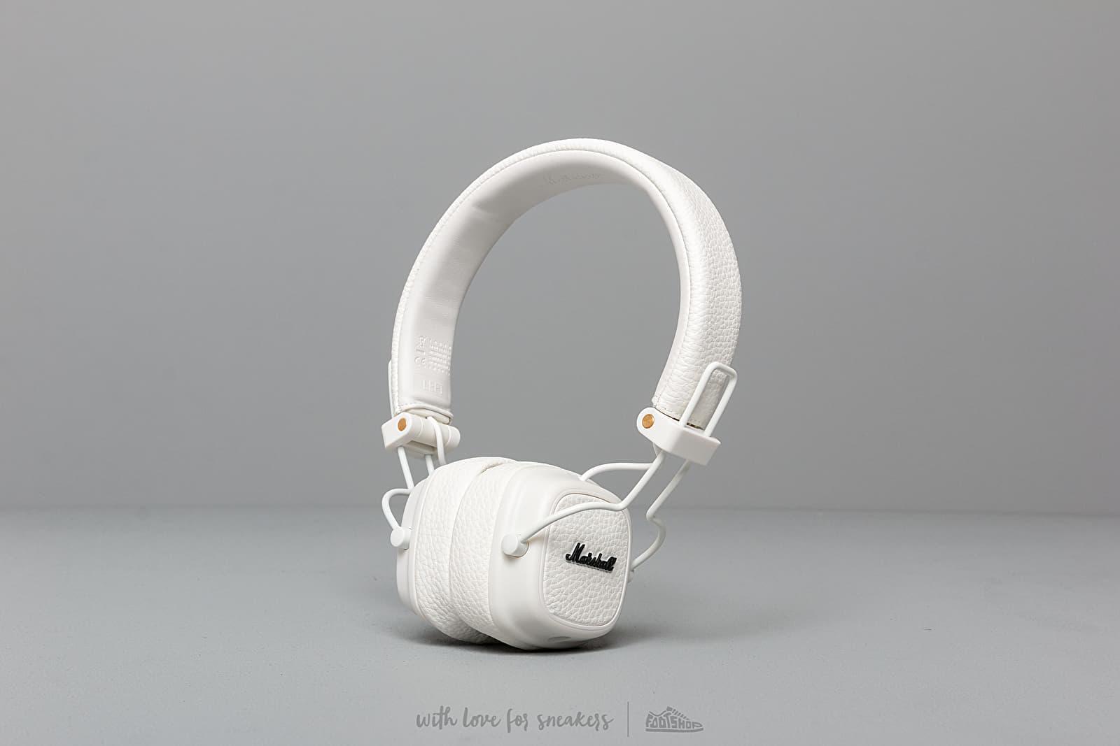 Căști Marshall Major III Headphones White
