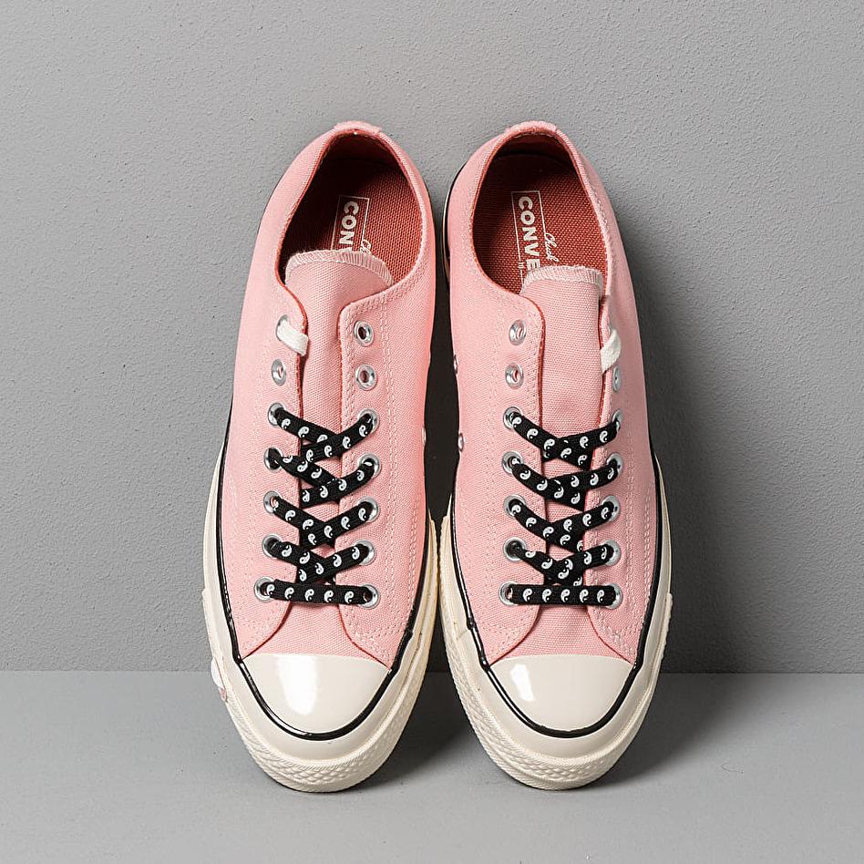 Converse Chuck 70 Ox Hi Psy-Kicks Bleached Coral/ Dusty Peach, Pink