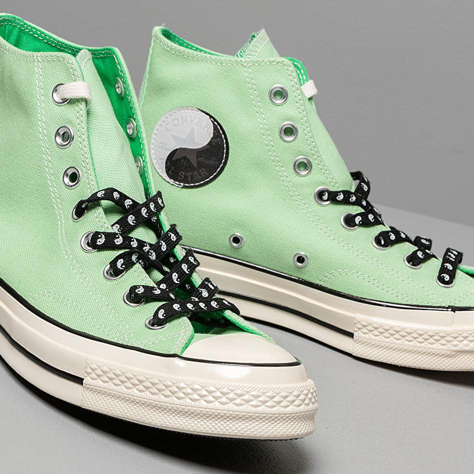Converse Chuck 70 Hi Psy-Kicks Aphid Green/ Black/ Egret