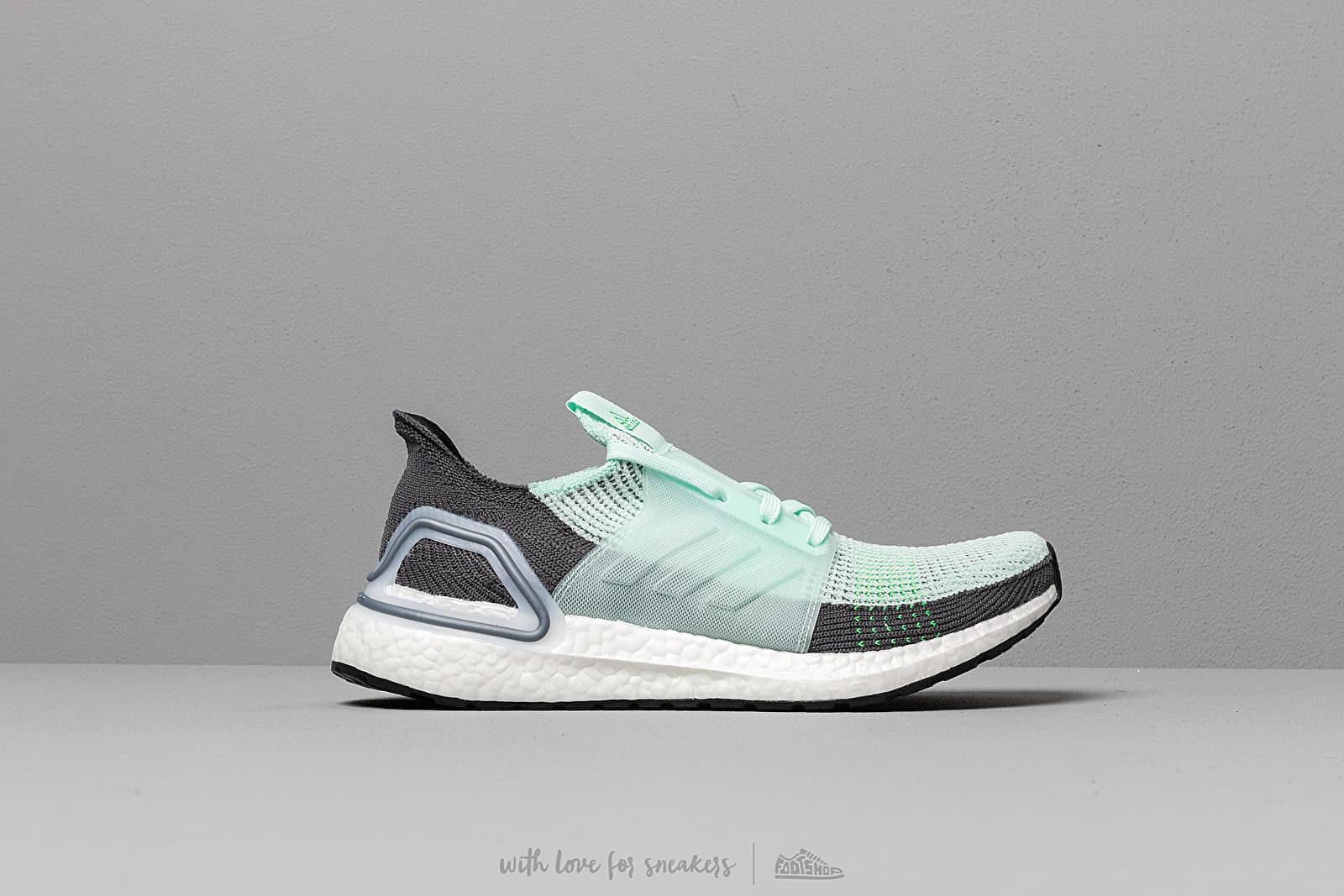 adidas UltraBOOST 19 W Ice Mint/ Ice Mint/ Grey Six | Footshop