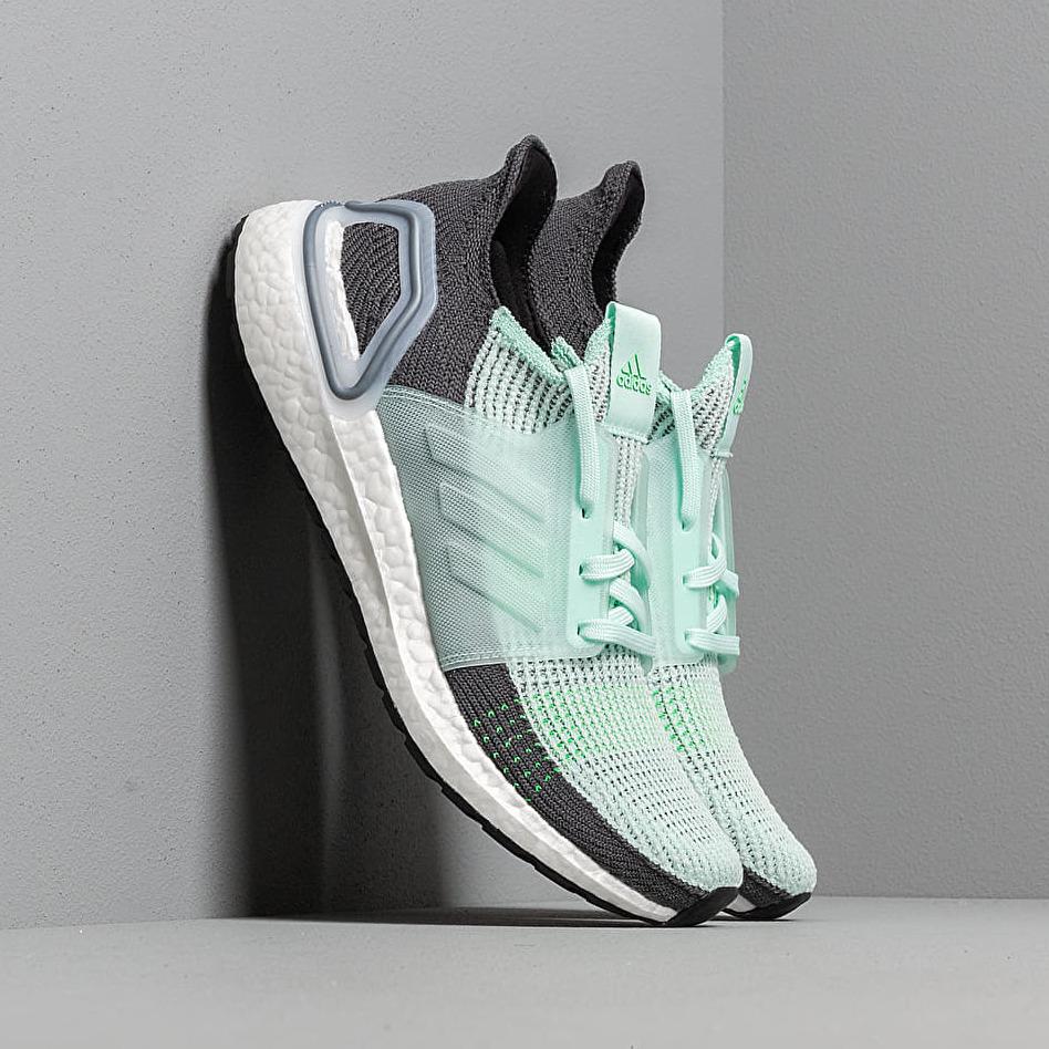 adidas UltraBOOST 19 Ice Mint/ Ice Mint/ Grey Six, Green