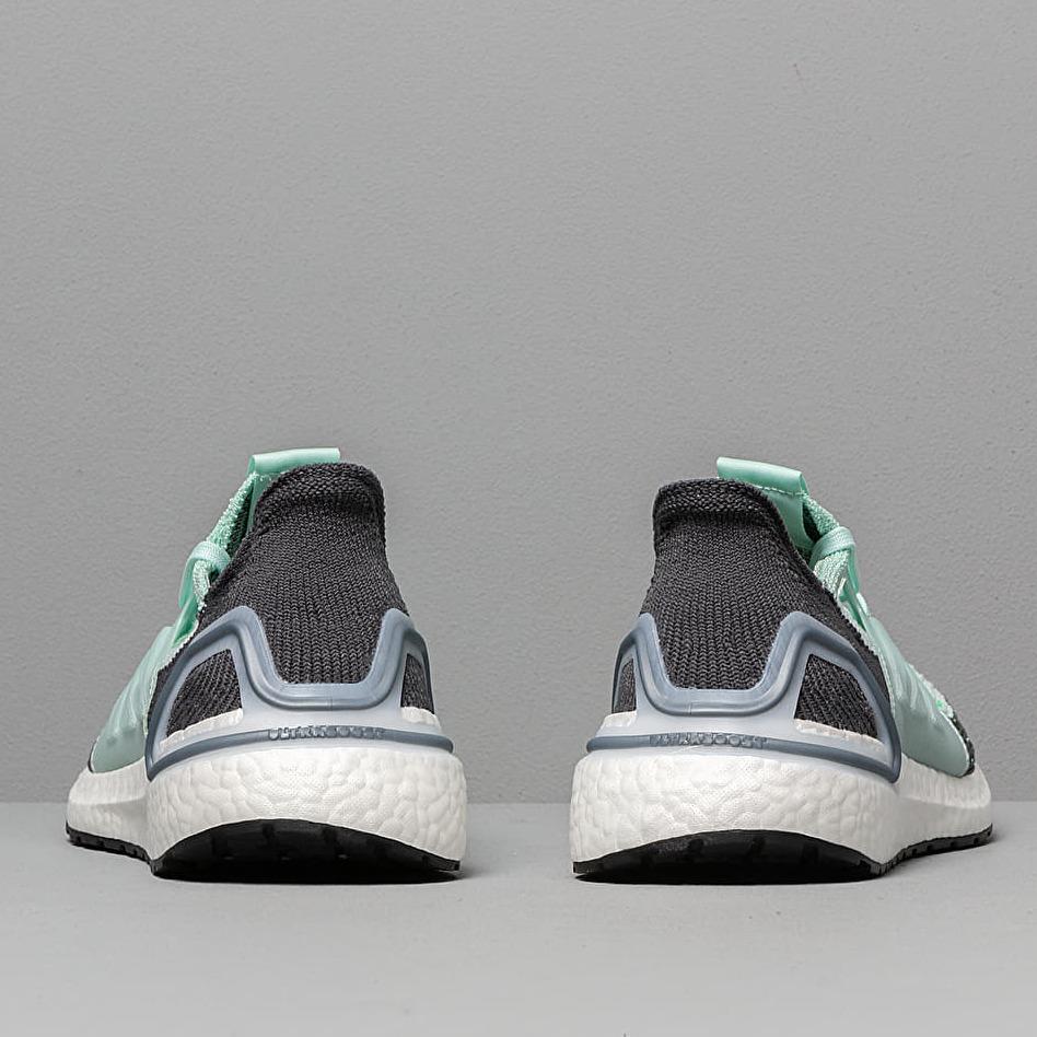 adidas UltraBOOST 19 W Ice Mint/ Ice Mint/ Grey Six, Green