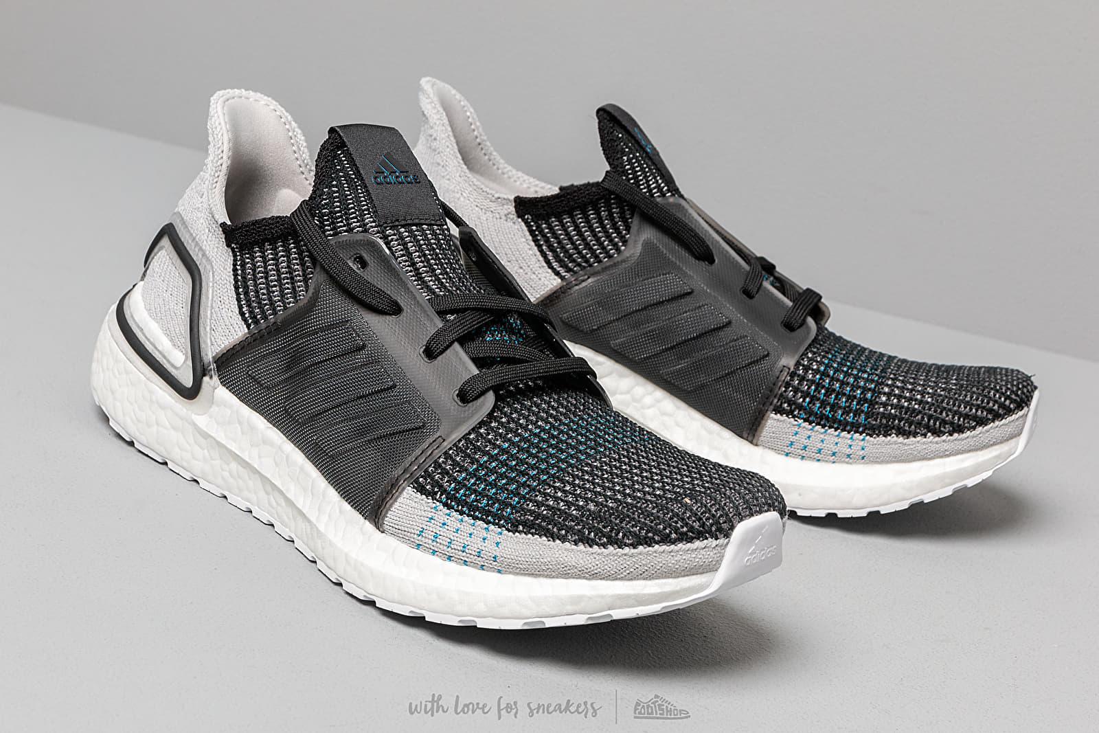 UltraBoost 19 'Core Black Grey'