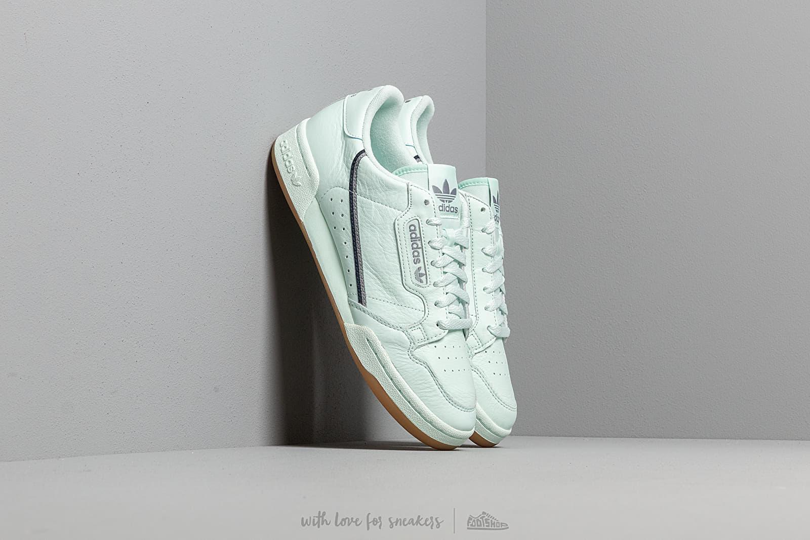 Pánske tenisky a topánky adidas Continental 80 Ice Mint/ Collegiate Navy/ Grey